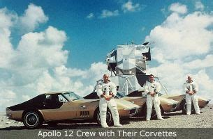 Apollo 12 Corvettes by Pin By Lindsay Chevrolet On Corvettes Astronauts