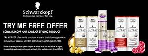 Schwarzkopf Hair Care Or Styling Product Try Me Free