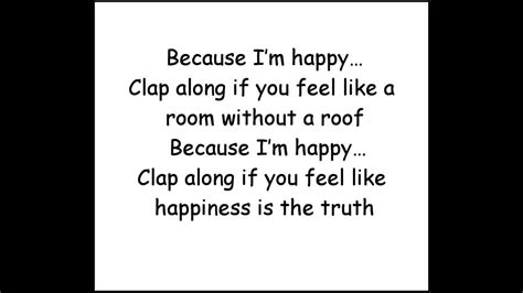 happy pharrell testo pharrell williams happy lyrics testo