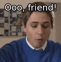 Inbetweeners Friend Meme - the inbetweeners thumbs up gif find share on giphy