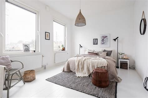 bohemian bedroom friday faves boho minimalist found kept Minimalist