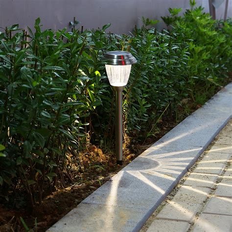best led solar garden lights reviews fortunerhome