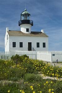 Cabrillo National Monument Lighthouse No 2 by Randall Nyhof