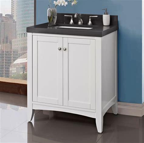grohe kitchen sinks fairmont 1512 v30 shaker americana 30 vanity polar white 1512