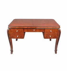 Art Deco Schreibtisch : schreibtisch art deco mahagoni ~ Orissabook.com Haus und Dekorationen