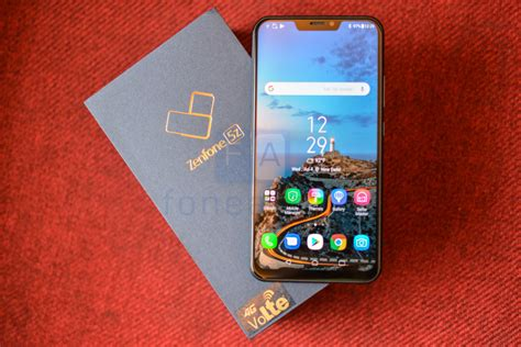 Asus Zenfone 5z Unboxing And First Impressions
