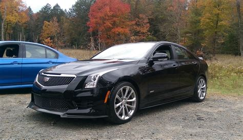 2018 2017 Cadillac Ats V For Sale In Your Area Cargurus