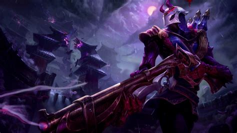 Blood Moon Diana Animated Wallpaper - blood moon jhin splash animated