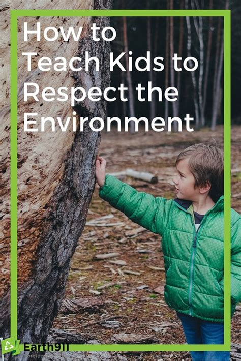 Plant The Future How To Teach Kids About Respecting Our Environment  The O'jays, Children And