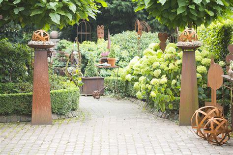 Rost Len Garten by Rost Im Garten Eisenfranz Eisenfranz