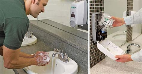 Commercial Hand Soaps and Soap Dispenser Services