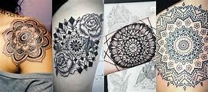 Mandala Tattoo Unterarm : das spirituelle mandala tattoo 34 ideen mit magischer bedeutung tattoos zenideen ~ Frokenaadalensverden.com Haus und Dekorationen