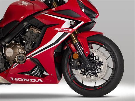 2019 Honda Cbr650r Press Images Detail Shots Red F
