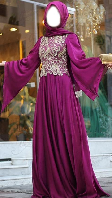 muslim bridal maxi wedding dress fashion  kaftan