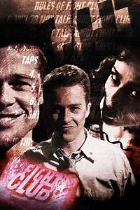 Fight Club Poster by yourmama1234 on DeviantArt