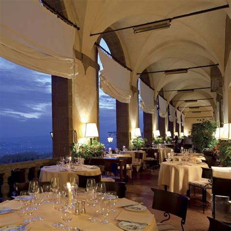 Best Florence Italy Restaurants Dining At The Belmond Villa San Michele Florence Italy
