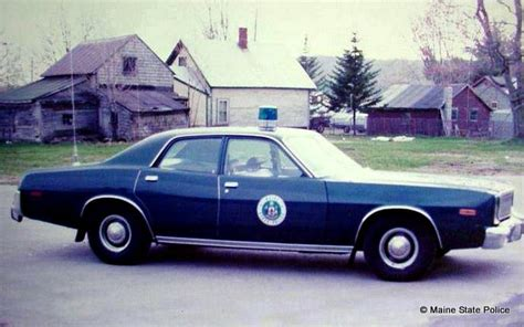 vintage cruisers maine state troopers foundation