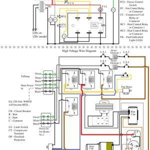 goodman heat low voltage wiring diagram free wiring diagram