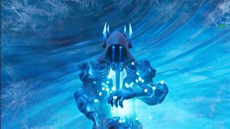 New Ice King Sphere Event Leak
