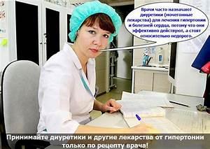 Мочегонные средства при гипертонии индапамид