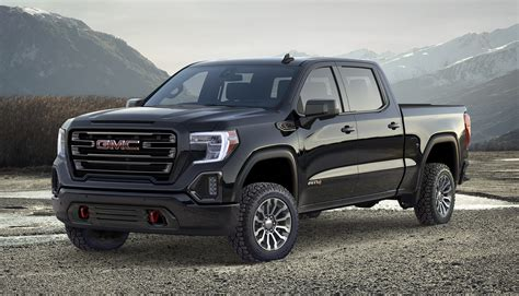 Off The Beaten Path 2019 Gmc Sierra At4  The Truth About
