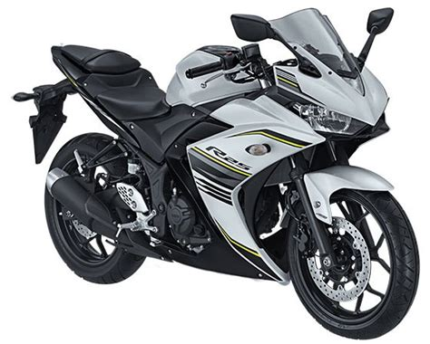 Sepeda Monor Ninyja by Warna Baru Yamaha R25 Versi 2017 Minor Facelift Yang