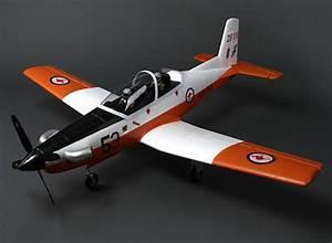 Pilatus Pc 9 Warbird Trainer Electric Rc Airplane Aircraft