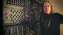Electronic musician Steve Roach, with 172 albums to his ...