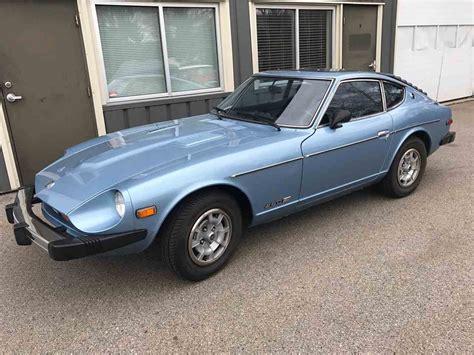 Datsun 280z by 1978 Datsun 280z For Sale Classiccars Cc 986923