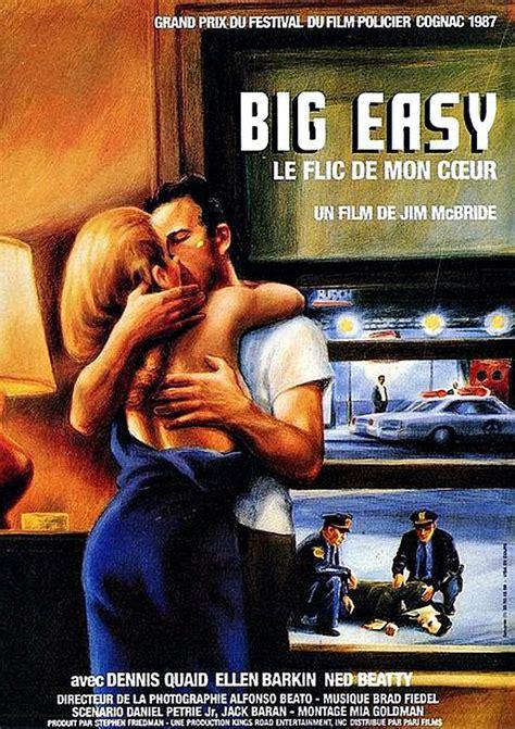 big easy le flic de mon coeur  big easy
