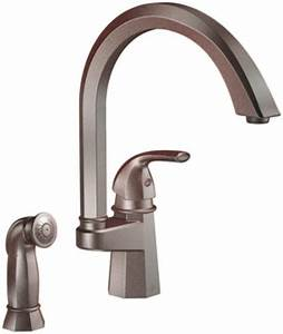 Moen Oil Rubbed Bronze Kitchen Faucet