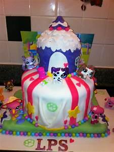 Littlest Pet Shop Birthday Cake! Lorelei's 6th birthday ...