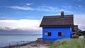 Haus Am Meer Spanien Kaufen : blaues haus am meer foto bild urlaub world ostsee ~ Lizthompson.info Haus und Dekorationen