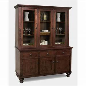 dining room hutch georgetown hutch and buffet With dining room hutch and buffet
