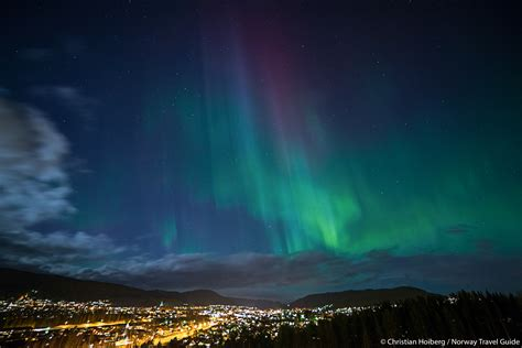 how often can you see the northern lights how to see the northern lights in norway northern lights