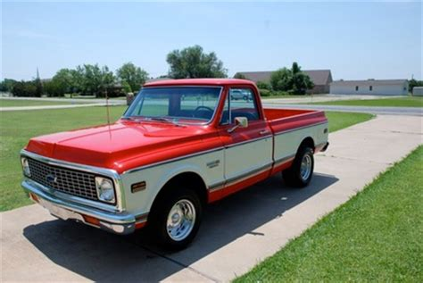 1972 Chevy C10 Super Cheyenne   Chevrolet   Chevy Trucks