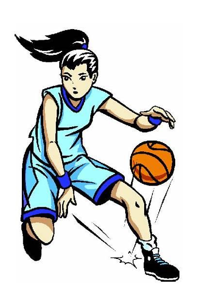 Basketball Clipart Player Advertisement
