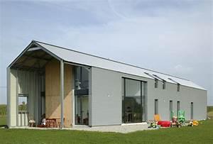Maison Structure Métallique : maison individuelle structure m tallique ~ Melissatoandfro.com Idées de Décoration