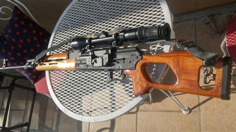 For Sale Psl Romak 7.62 X 54r Designated Marksman Rifle