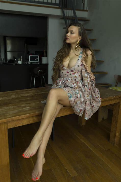 model stasi photographer stefano bosso  lions magazine