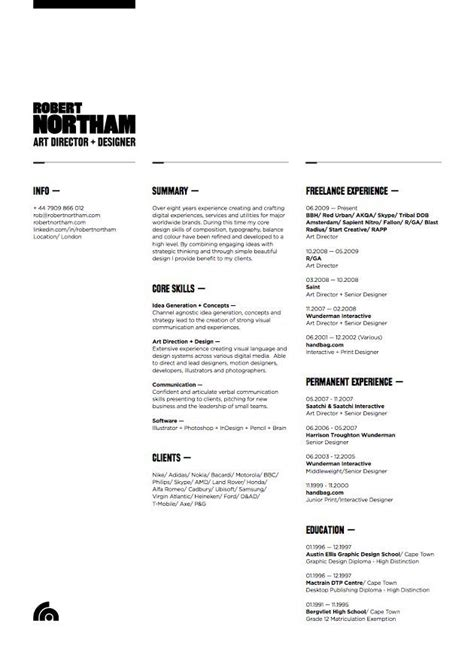 Media Arts Resume Template by 38 Best Arts Resume Portfolio List Images On Resume Creative And Resume Templates