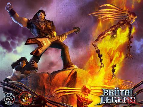 brutal legend wallpaper