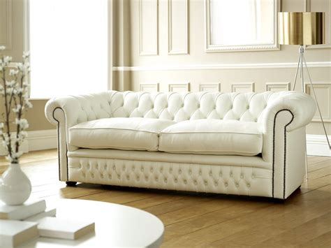Decorate With The Chesterfield Sofa For