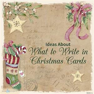 Christmas, Card, Sayings, Quotes, U0026, Wishes