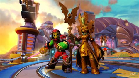 skylanders imaginators game nintendo world report