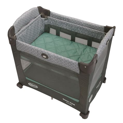 graco portable crib best travel cribs for sleeping on the go 2018 guide