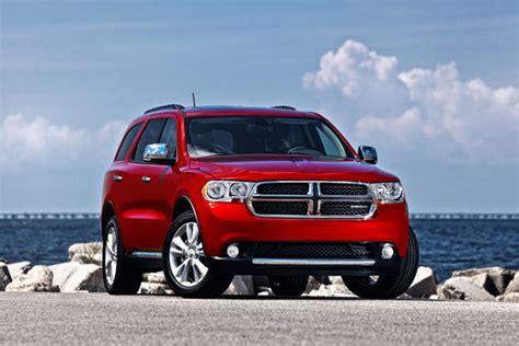 Yee-haw! 2012 Dodge Durango Named