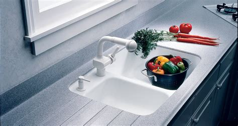 solid surface kitchen sink types of kitchen sinks morning tea 5604