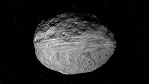 An Ancient, Rugged Asteroid in Outer Space