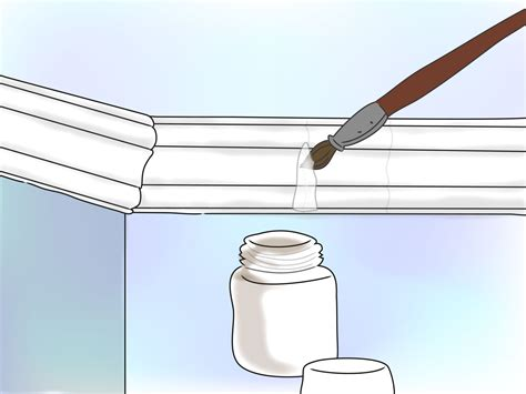 Plaster Crown Molding by How To Make Crown Molding From Plaster Of 11 Steps